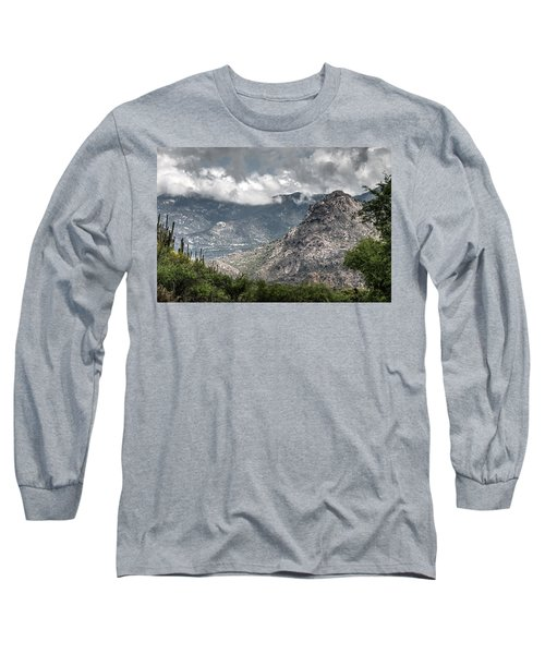 Catalina Mountains Long Sleeve T-Shirt