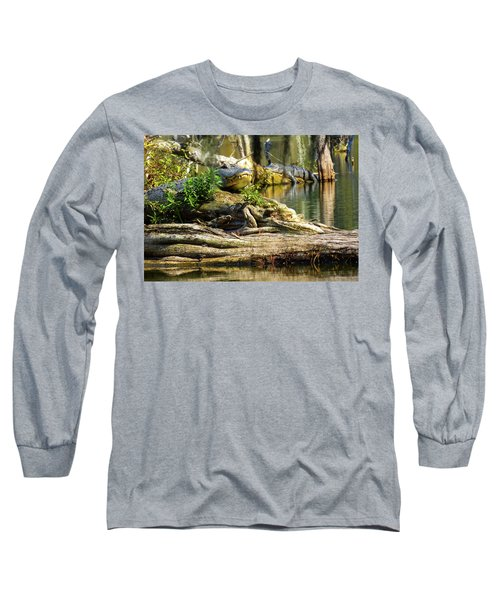 Catchin Some Rays Long Sleeve T-Shirt