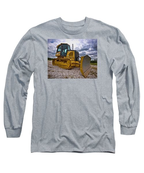 Caterpillar 650j Long Sleeve T-Shirt