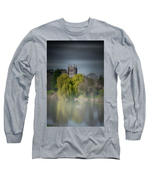 Cathedral In The Mist Long Sleeve T-Shirt