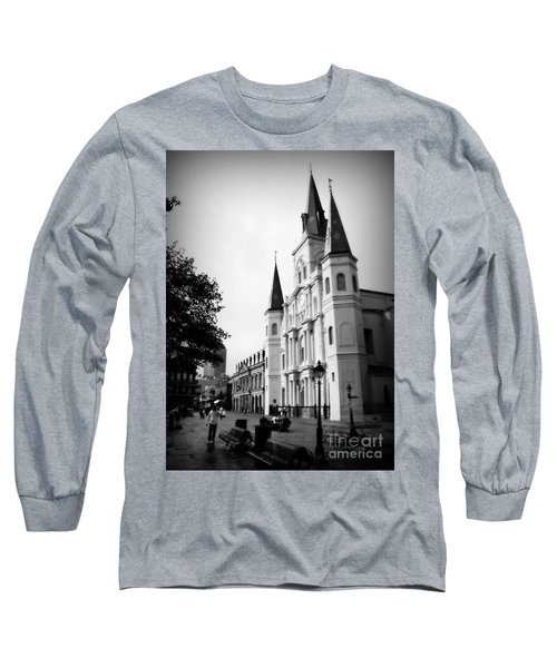Cathedral Morning 2 Long Sleeve T-Shirt