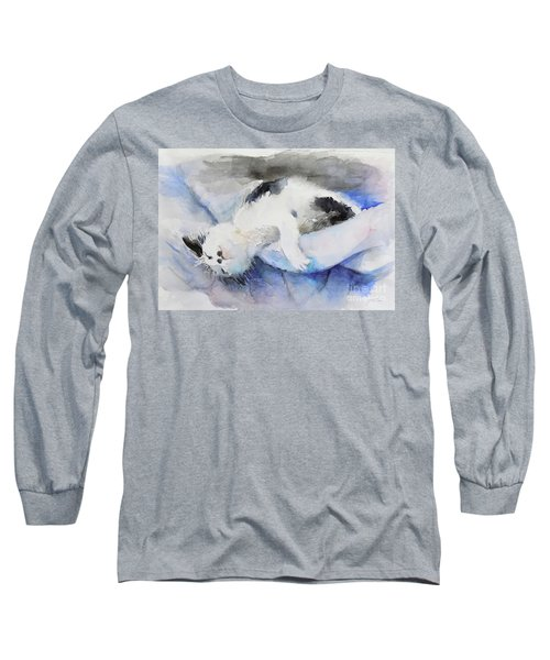 Catnap2-1 Long Sleeve T-Shirt