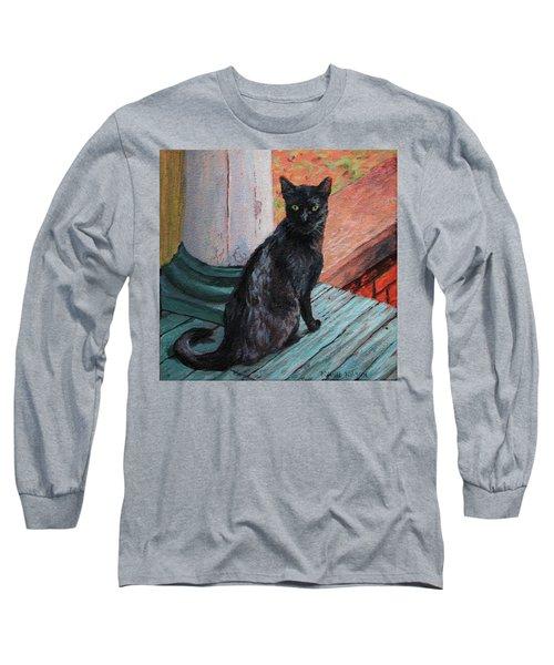 Cat's Pause Long Sleeve T-Shirt