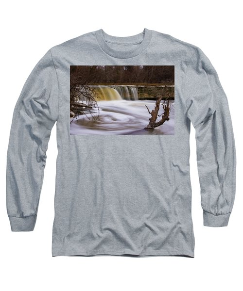 Caught In A Spin Long Sleeve T-Shirt