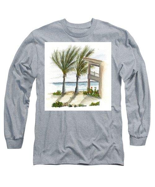 Cayman Hotel Long Sleeve T-Shirt