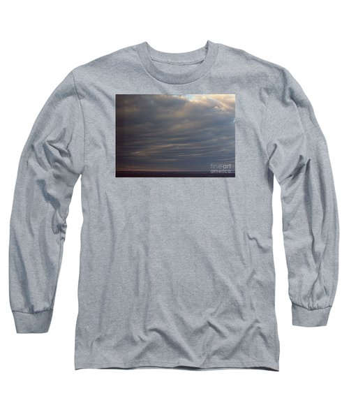 Cccccccccccccccccc Long Sleeve T-Shirt by Steven Macanka