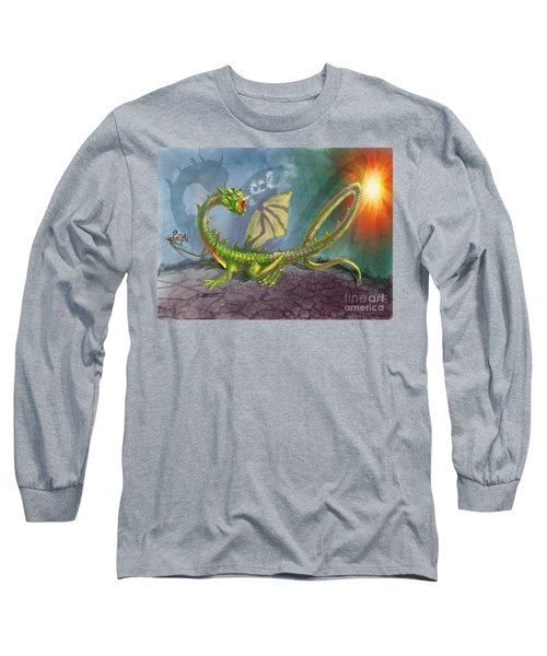 Concealed Carry Dragon Long Sleeve T-Shirt