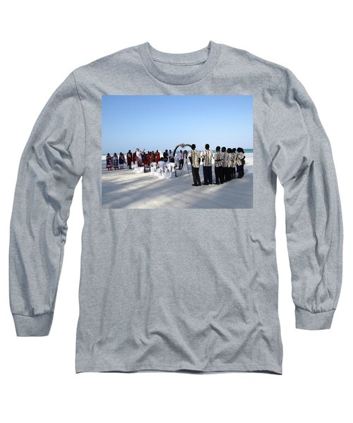 Celebrate Marriage In Kenya Long Sleeve T-Shirt
