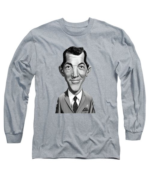 Celebrity Sunday - Dean Martin Long Sleeve T-Shirt