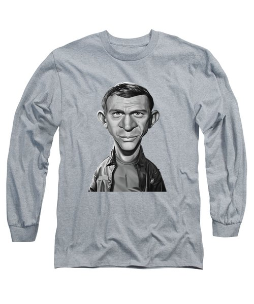 Celebrity Sunday - Steve Mcqueen Long Sleeve T-Shirt