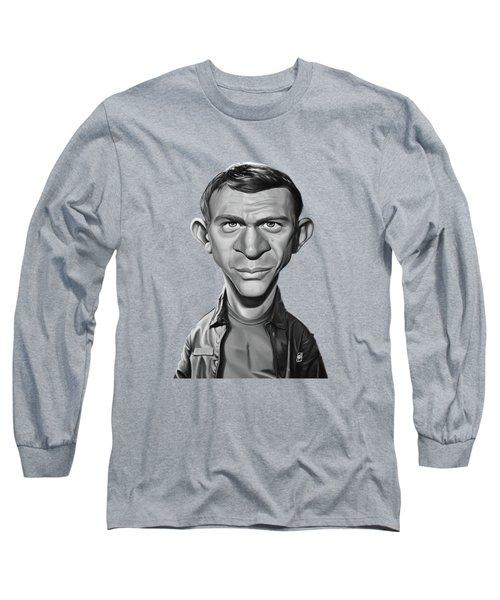 Celebrity Sunday - Steve Mcqueen Long Sleeve T-Shirt