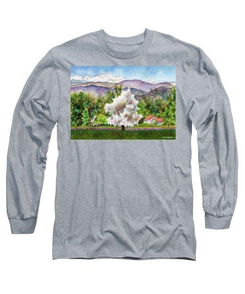 Celeste's Farm Long Sleeve T-Shirt