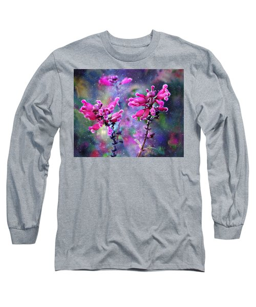 Celestial Blooms-2 Long Sleeve T-Shirt