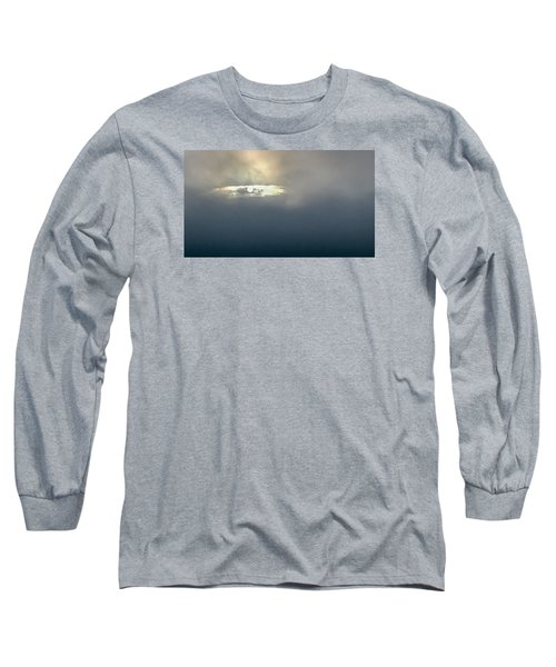 Celestial Eye Long Sleeve T-Shirt by Carlee Ojeda