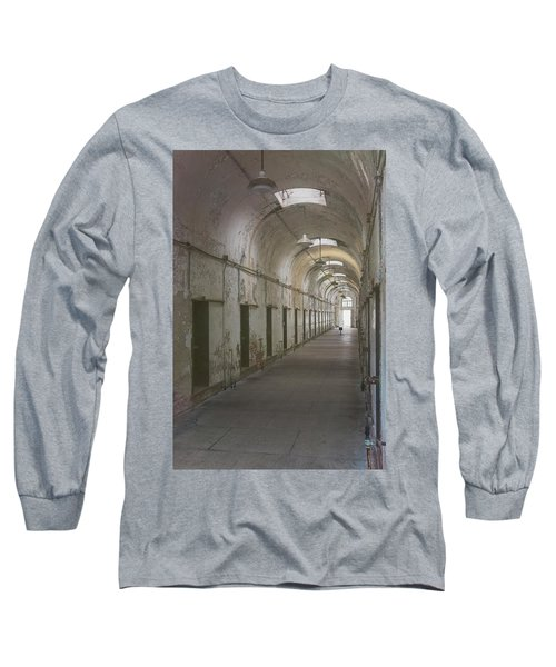Cellblock Hallway Long Sleeve T-Shirt