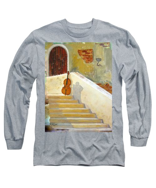 Cello No 3 Long Sleeve T-Shirt