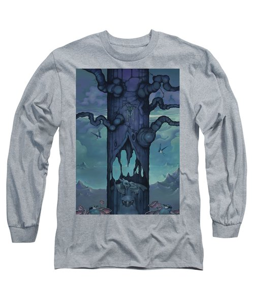 Cenotaph Long Sleeve T-Shirt by Andrew Batcheller