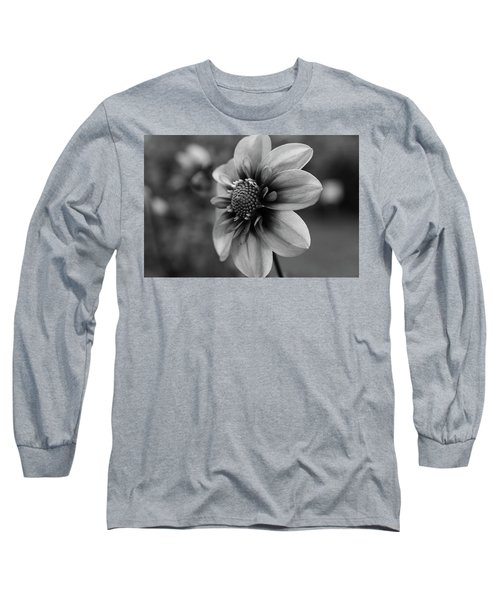 Center Attraction Long Sleeve T-Shirt by Sheila Ping