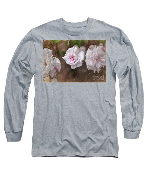 Center Of Hope Long Sleeve T-Shirt by Gina Savage