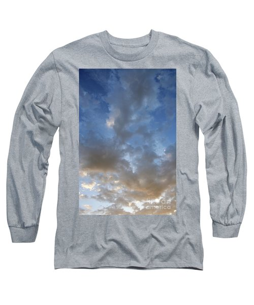 Long Sleeve T-Shirt featuring the photograph Central Coast Clouds 1 by Michael Rock