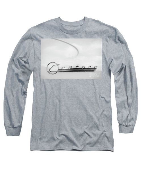 Long Sleeve T-Shirt featuring the photograph Century Monotone by Dennis Hedberg