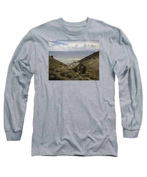 Cerro Gordo Cabin Long Sleeve T-Shirt