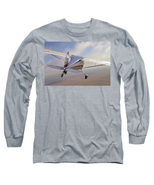 Cessna 140 Long Sleeve T-Shirt