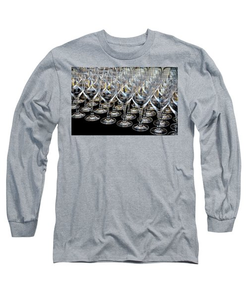 Champagne Army Long Sleeve T-Shirt