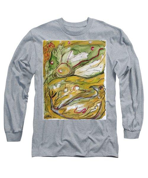 Change Of The Seasons Long Sleeve T-Shirt