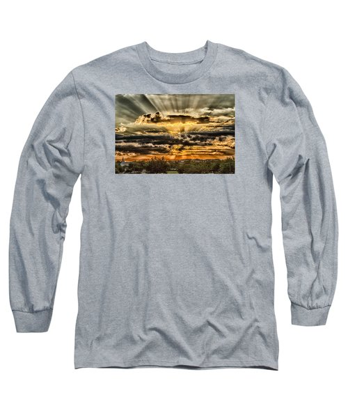 Long Sleeve T-Shirt featuring the photograph Changes by Michael Rogers