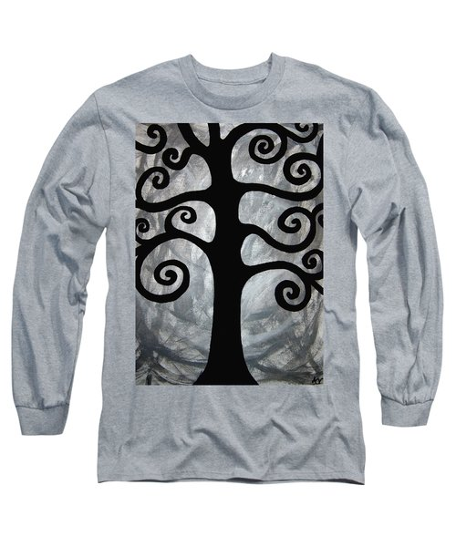 Chaos Tree Long Sleeve T-Shirt