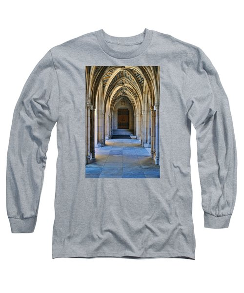 Chapel Arches Long Sleeve T-Shirt
