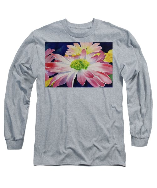 Charisma Long Sleeve T-Shirt by Judy Mercer