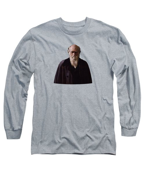Charles Darwin - By John Collier Long Sleeve T-Shirt