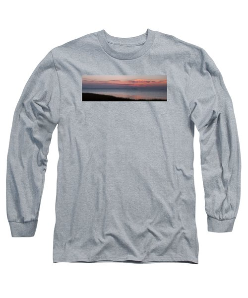 Long Sleeve T-Shirt featuring the photograph Charleston Bay by Allen Carroll