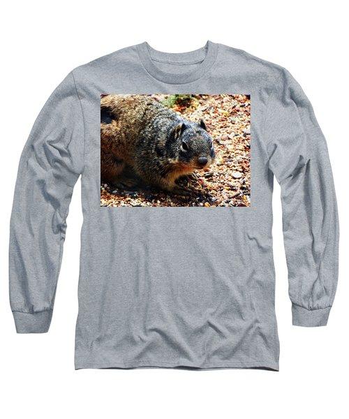 Charlie Long Sleeve T-Shirt by Joseph Frank Baraba