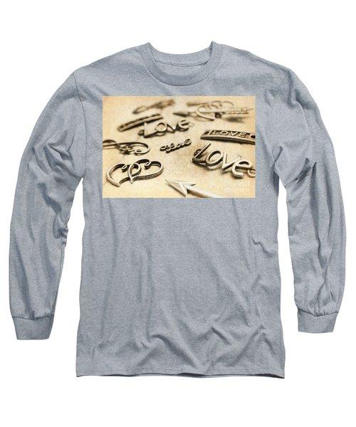 Charming Old Fashion Love Long Sleeve T-Shirt
