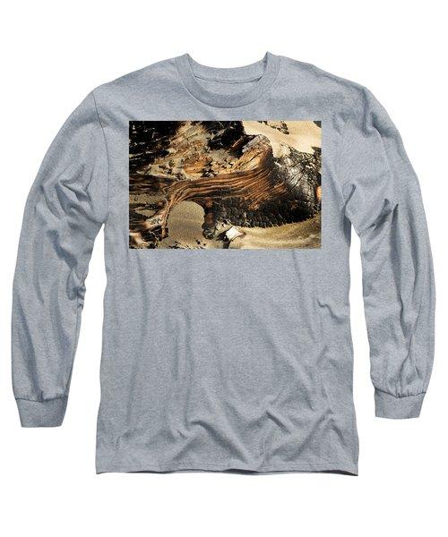 Charred Long Sleeve T-Shirt