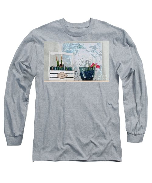 Chase Your Dreams And Create Long Sleeve T-Shirt