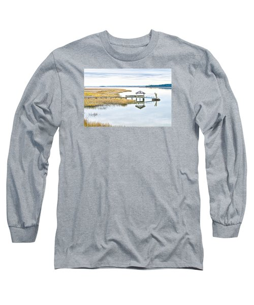 Chechessee Creek Dock Long Sleeve T-Shirt