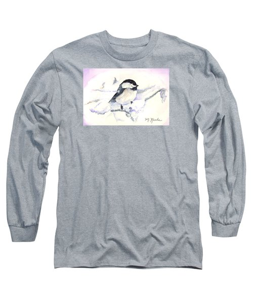 Cheeky Chickadee Long Sleeve T-Shirt