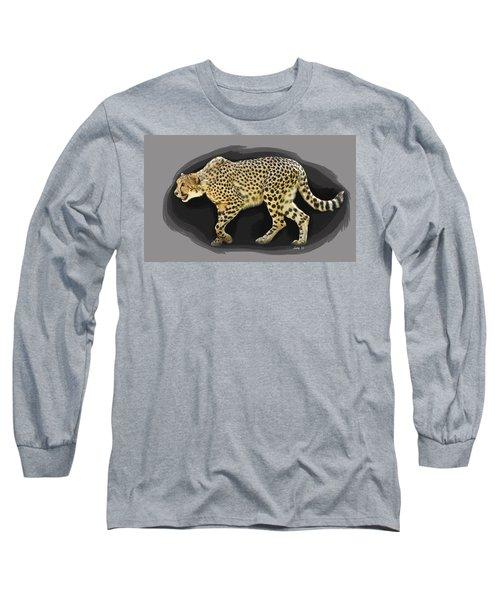 Cheetah 10 Long Sleeve T-Shirt