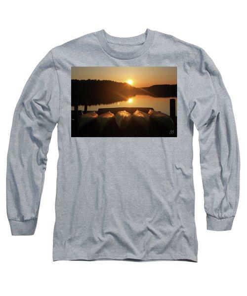 Cherish Your Visions Long Sleeve T-Shirt by Geri Glavis