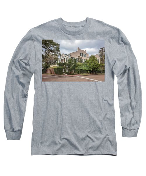 Cherokee House Natchez Ms Long Sleeve T-Shirt