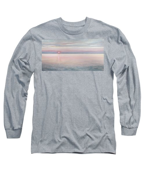 Chesapeake Sunset Long Sleeve T-Shirt