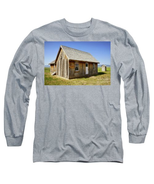 Chester Call Cabin Long Sleeve T-Shirt
