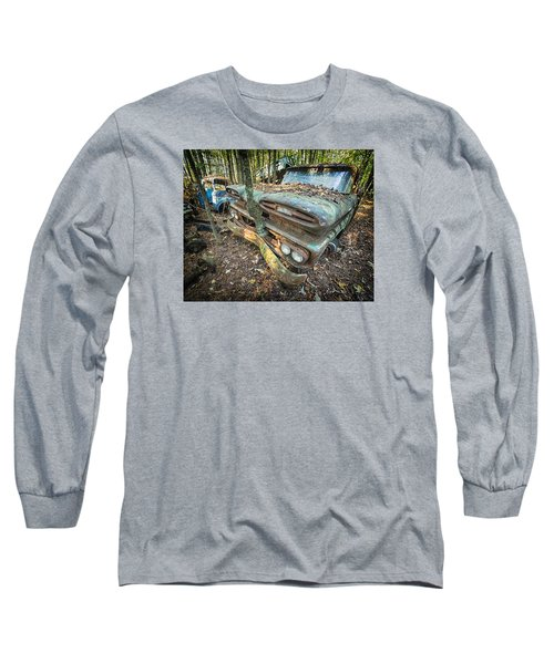 Chevy Tree Long Sleeve T-Shirt