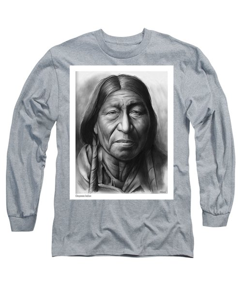 Cheyenne Long Sleeve T-Shirt