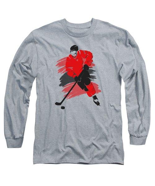 Chicago Blackhawks Player Shirt Long Sleeve T-Shirt