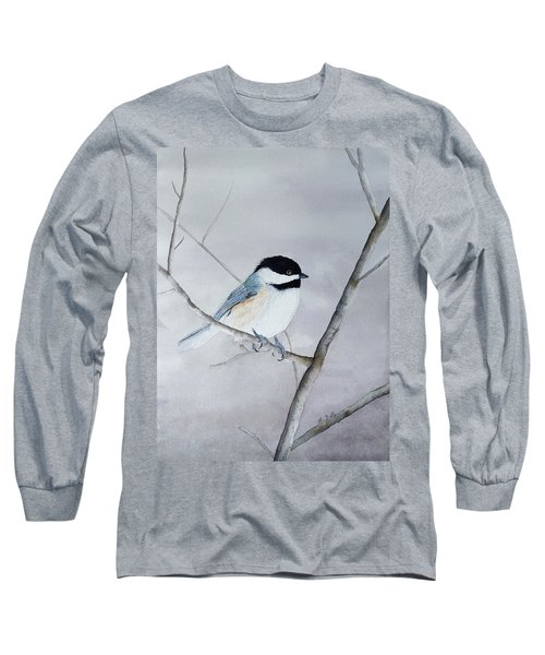 Chickadee II Long Sleeve T-Shirt